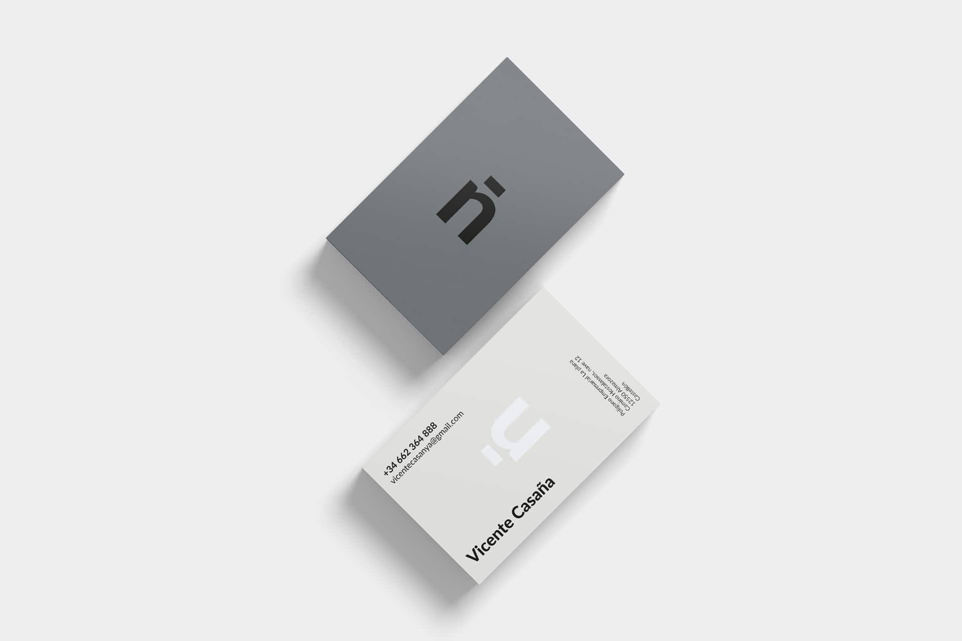 diseño tarjetas